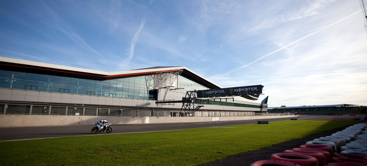 Jenny Tinmouth Silverstone Image by London Bikers