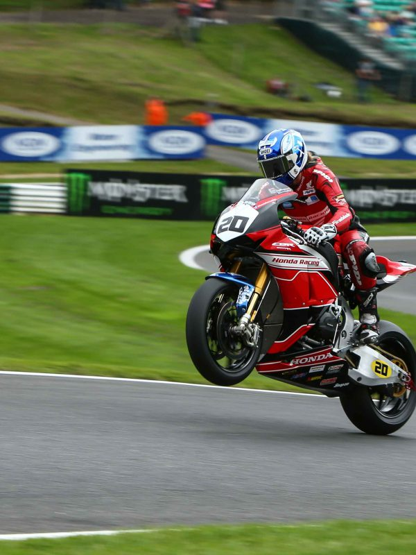 Jenny Tinmouth Cadwell park image 2