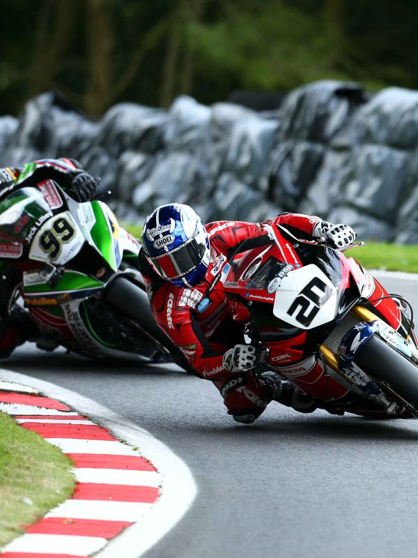Jenny Tinmouth Cadwell Park image 1