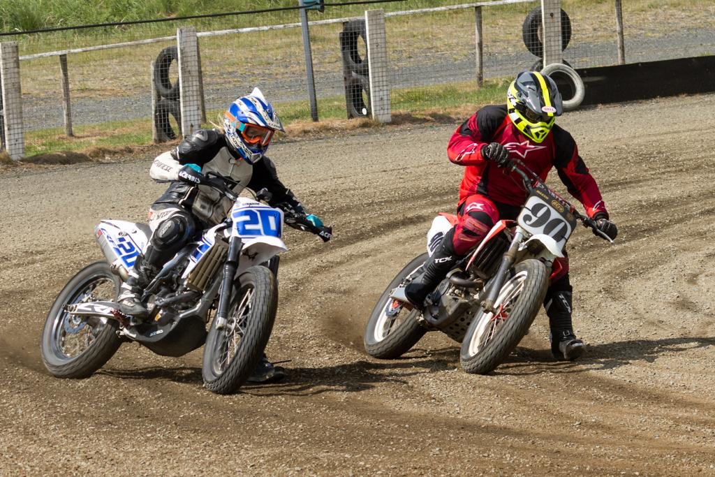 Jenny Tinmouth Buxton Speedway