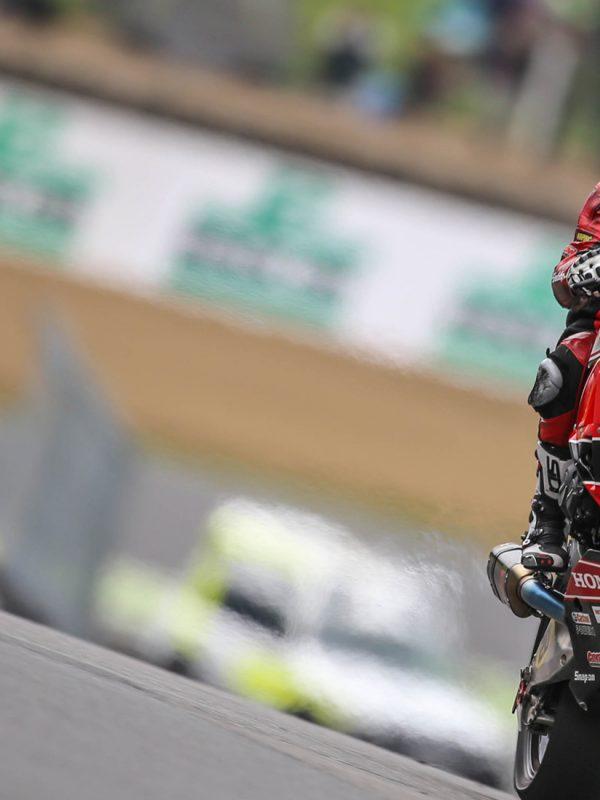 Jenny Tinmouth Honda Racing