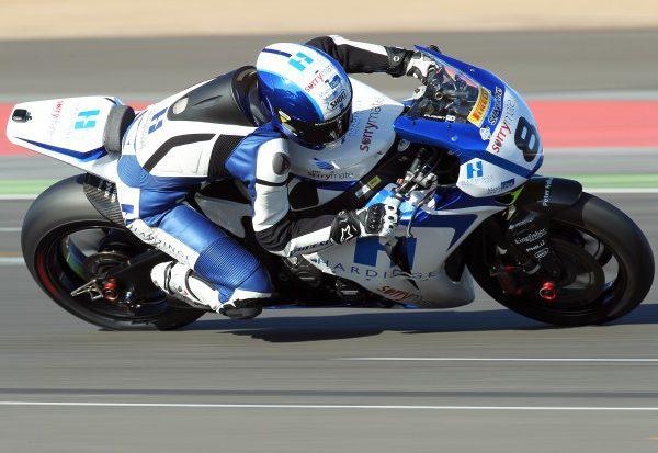 Jenny Tinmouth British Superbikes Honda