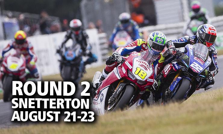 BSB Round 2 Snetterton