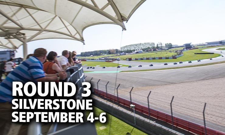 BSB Round 3 Silverstone
