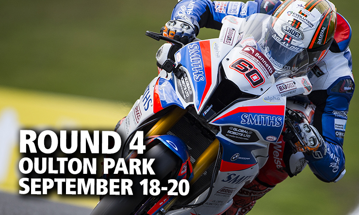 BSB Round 4 Oulton Park