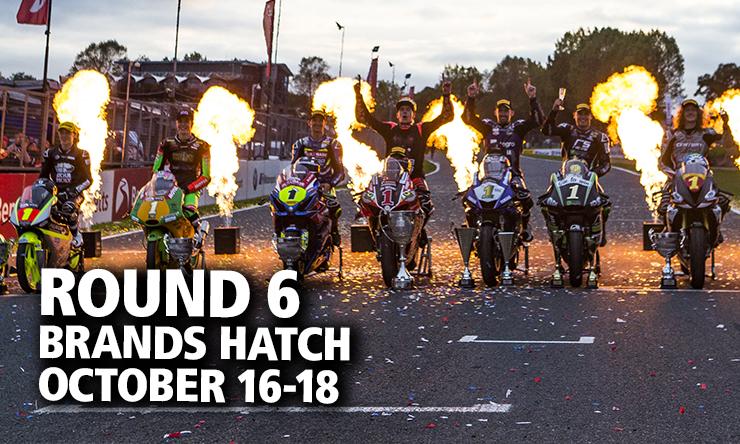 BSB Round 6 Brands Hatch